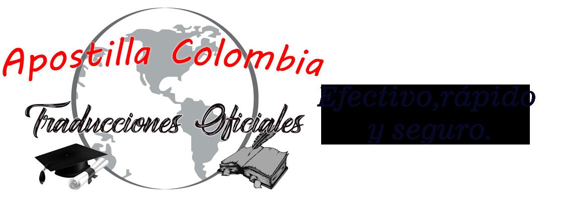 Apostilla Colombia